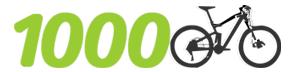 1000 Räder Fahrradshop-Logo